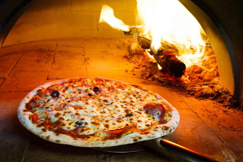 Trombitas _pizza
